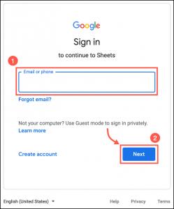 Free Google Sheets Invoice Templates